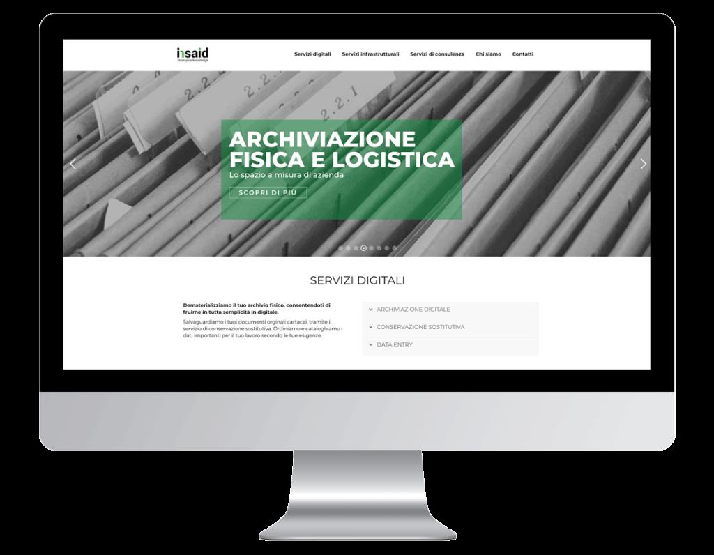 pc_schermo_sito_web_insaid_portfolio_hitlife_agency